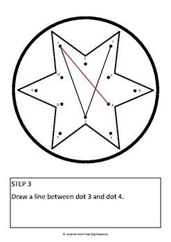 Star Art – Templates – Set B