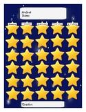 Star Attendance Sheet