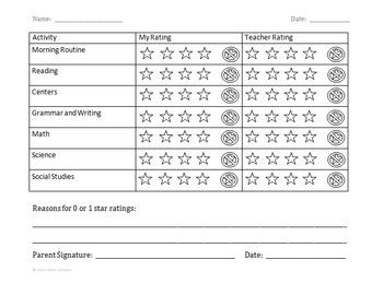 Star Behavior System