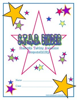 Star Binder Cover