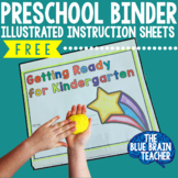 Star Binder PRESCHOOL - I can - should know - ANCHOR / POSTERS |