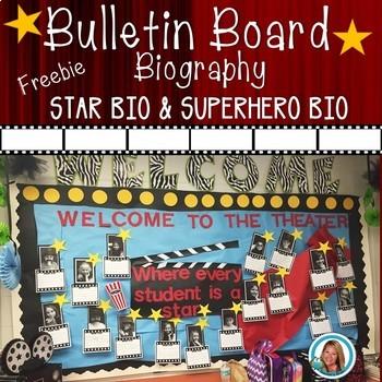 Star Biography by Teacher's Brain