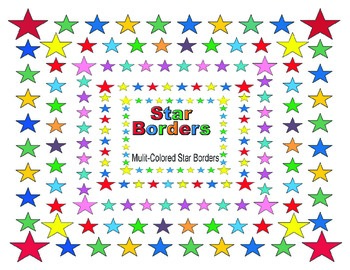 Borders (Star) by Nita Marie