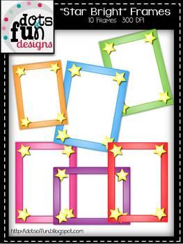 Star Bright Frames