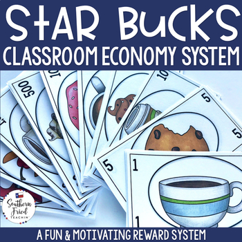 Star Bucks - Classroom Economy Reward System (Cafe Theme)