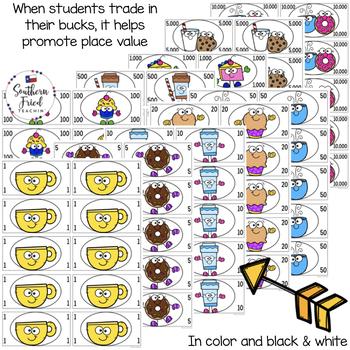 Star Bucks - Classroom Economy Reward System (Coffee Shop Buds Theme)
