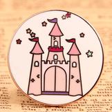 Star Castle Custom Lapel Pins