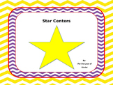 Star Centers Rotation Schedule