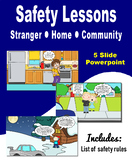 Safety Lessons PowerPoint Freebie