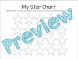 Star Chart - 2 Styles