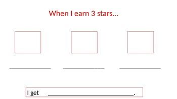 Star Chart (3 Stars)