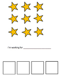 Star Chart-4 Spaces with Extra Stars