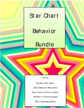 Star Chart Behavior Bundle