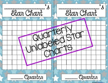 Star Charts: Classroom Incentive Charts