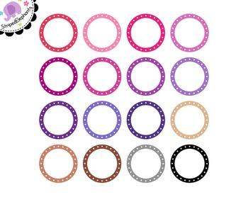 Star Circle Digital Frames 2