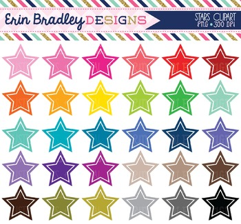 Star Clipart - Shapes