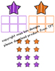 Star Color Sorting File Folder Game for students with Auti