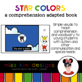 Star Colors A Comprehension Adapted Book