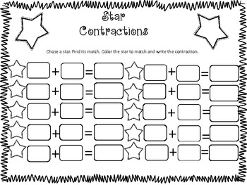Star Contractions