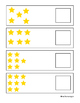 Star Counting Game 1-10