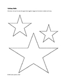 Star Cutting Worksheet