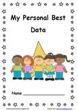 Star Data Pack/Folder/Notebook/Binder for each 1st Grader's Personal Best