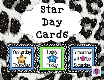 Star Day Cards