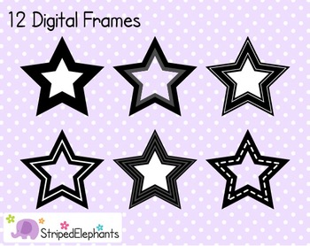 Star Digital Frame Collection