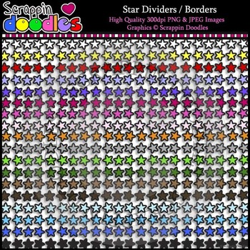 Star Dividers