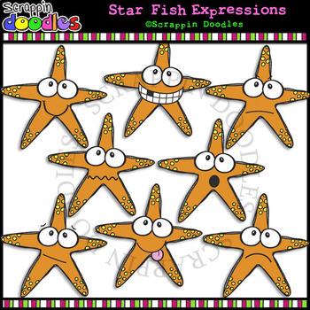 Star Fish Faces