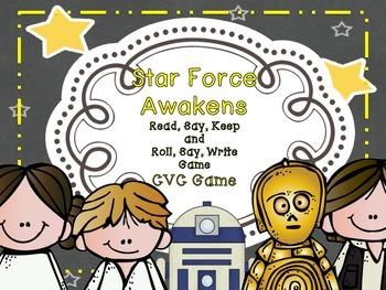 Star Force Awakens -  CVC Game