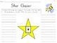 Star Gazer {Daily 5 Word Work activity using Wonders Phonics Sound Cards}
