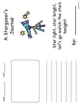 Star Gazer Journal & Star Gazer Project