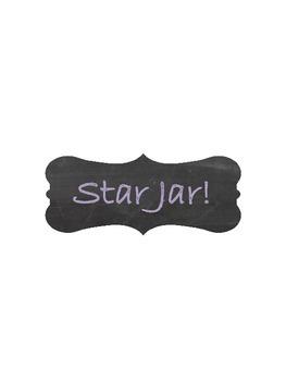 Star Jar Whole Class Reward System