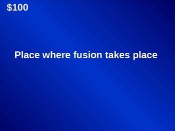 Star Jeopardy