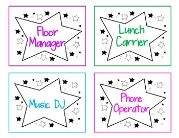 Star Jobs - Custom - Michelle