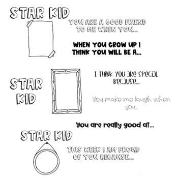 Star Kid Booklet