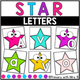 Twinkle, Twinkle Little Letters: Uppercase to Lowercase Letters