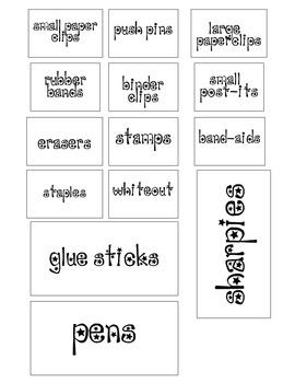 Star Letter Teacher Toolbox