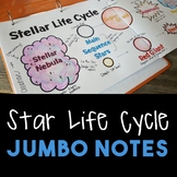 Star Life Cycle JUMBO Notes