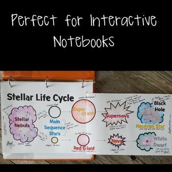 Star Life Cycle JUMBO Notes
