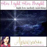 Star Light Star Bright High/Low Matching
