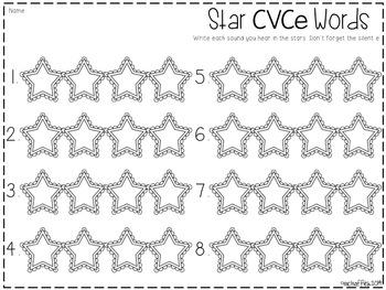 Star Literacy Centers