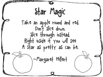 Star Magic Apple Poem