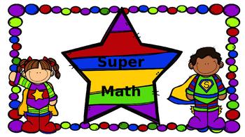 Star Math Addition PowerPoint