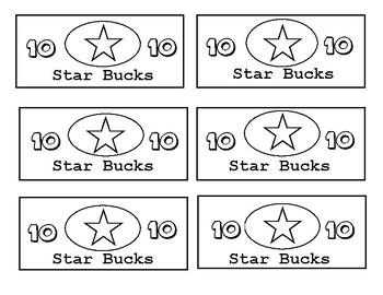 Star Money Template