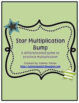 Star Multiplication Bump