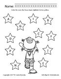 Star Music Alphabet