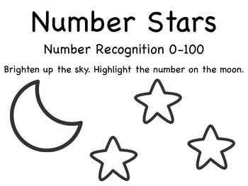 Star Numbers 0-100