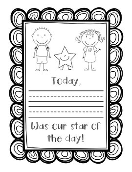 Star Of the Day - English & Spanish
